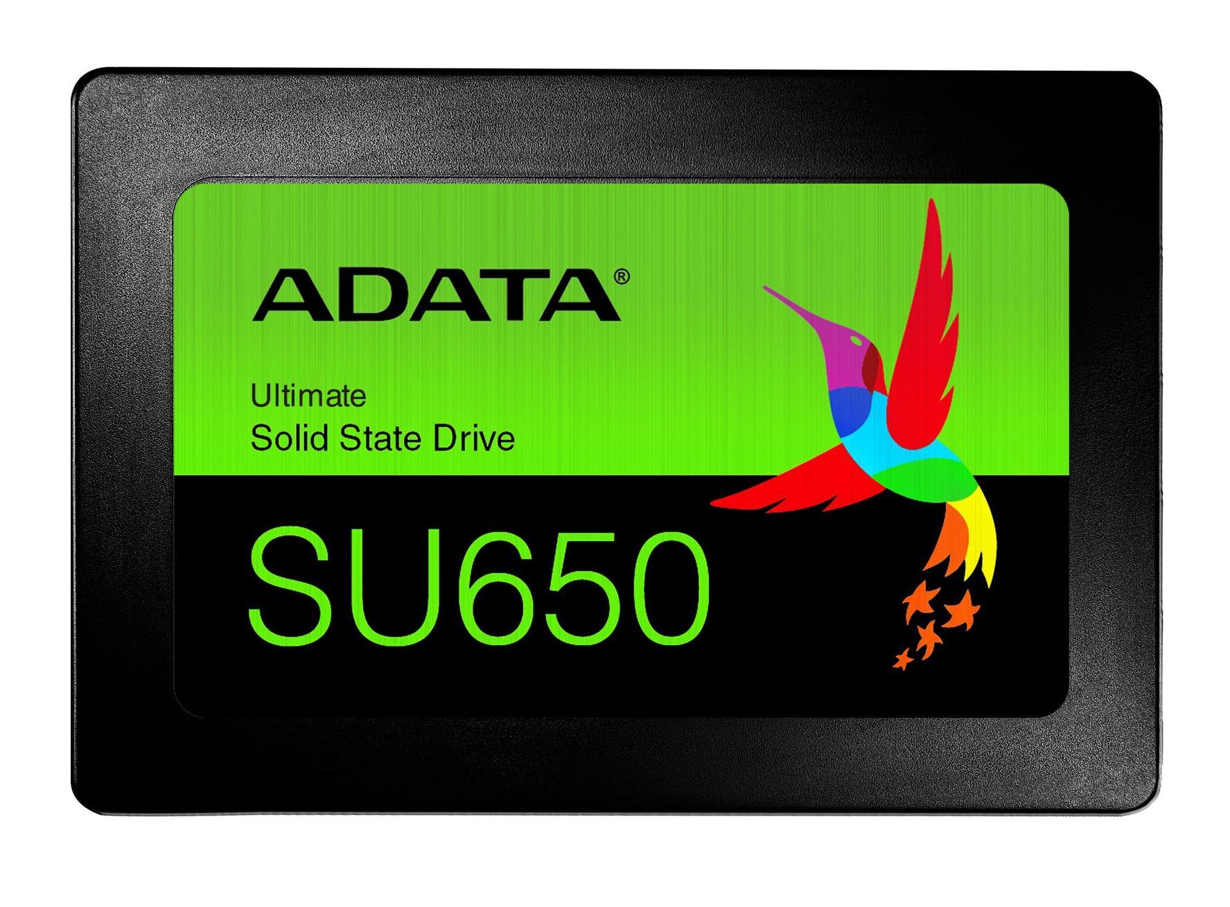 "ADATA SU650 2.5"""" 120 GB Serial ATA III SLC"