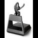 POLY Voyager 5200 Office Auriculares gancho de oreja, Dentro de oído Negro