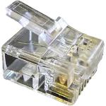 Cablenet 22 2131 RJ12 Transparent wire connector