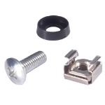 CONNEkT Gear 90-0035 rack accessory Cage nuts pack