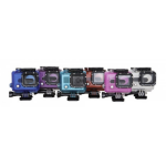 Urban Factory Waterproof Case Grey: for GoPro Hero3 and 3+ cameras