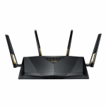 ASUS RT-AX88U wireless router Dual-band (2.4 GHz / 5 GHz) Gigabit Ethernet Black