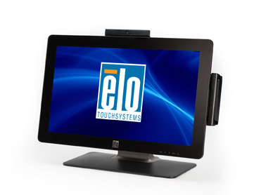 "Elo Touch Solution 2201L touch screen monitor 55.9 cm (22"") 1920 x 1080 pixels Black Multi-touch"