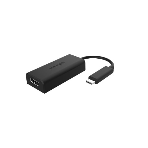 Kensington CV4000H USB graphics adapter 4096 x 2160 pixels Black