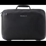 "Mobilis 14"" Theone twice notebook case 35.6 cm (14"") Briefcase Black 003001"