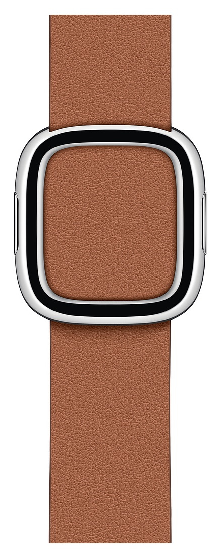 Apple MWRD2ZM/A smartwatch accessory Band Brown Leather