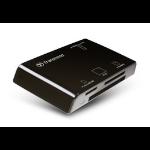 Transcend Multi-Card Reader P8 Black card reader TS-RDP8K