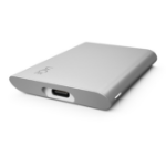 LaCie STKS1000400 external solid state drive 1000 GB Silver