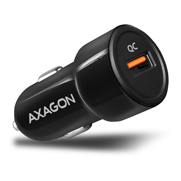 Axagon PWC-QC mobile device charger Auto Black