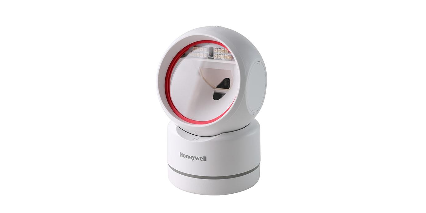 Honeywell HF680 Lector de códigos de barras fijo 2D LED Blanco