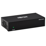 Tripp Lite 2-Port HDMI over Cat6 Active Remote Receiver for Video/Audio, PoC, 4K @ 60 Hz, Up to 38.1 m