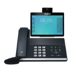 Yealink SIP-VP59 IP phone Gray IPS Wi-Fi