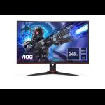"""AOC G2 C27G2ZE/BK computer monitor 68.6 cm (27"""") 1920 x 1080 pixels Full HD LED Black, Red"""