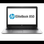 """HP EliteBook 850 G3 Notebook 15.6"""" 6th gen Intel® Core™ i7 8 GB DDR4-SDRAM 500 GB HDD Wi-Fi 5 (802.11ac) Silver"""