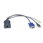 Black Box KV1403A KVM cable Grey
