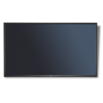 "NEC MultiSync X841UHD-2 2.13 m (84"") LED 4K Ultra HD Black"