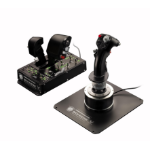 Thrustmaster Hotas Warthog Joystick PC,Playstation 3 Black