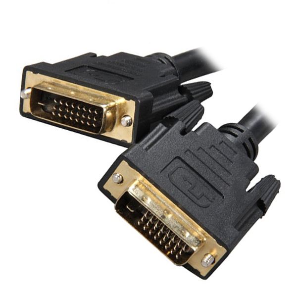 8WARE DVI-D Dual Link M-M Cable 2m
