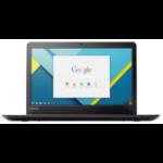 "Lenovo ThinkPad 13 Black Chromebook 33.8 cm (13.3"") 1366 x 768 pixels 1.6 GHz Intel® Celeron® 3855U"