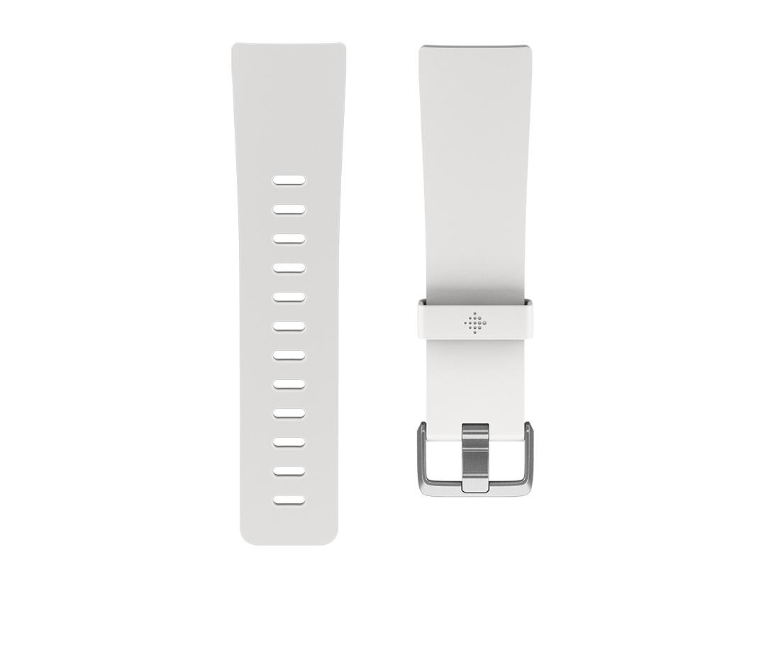 Fitbit Versa Classic L Band White Elastomer