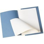 Q-CONNECT KF01390 writing notebook 48 sheets Blue A4