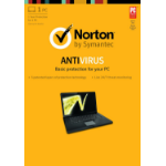 Symantec Norton AntiVirus Basic 1usuario(s) 1Año(s) Base license ESP dir