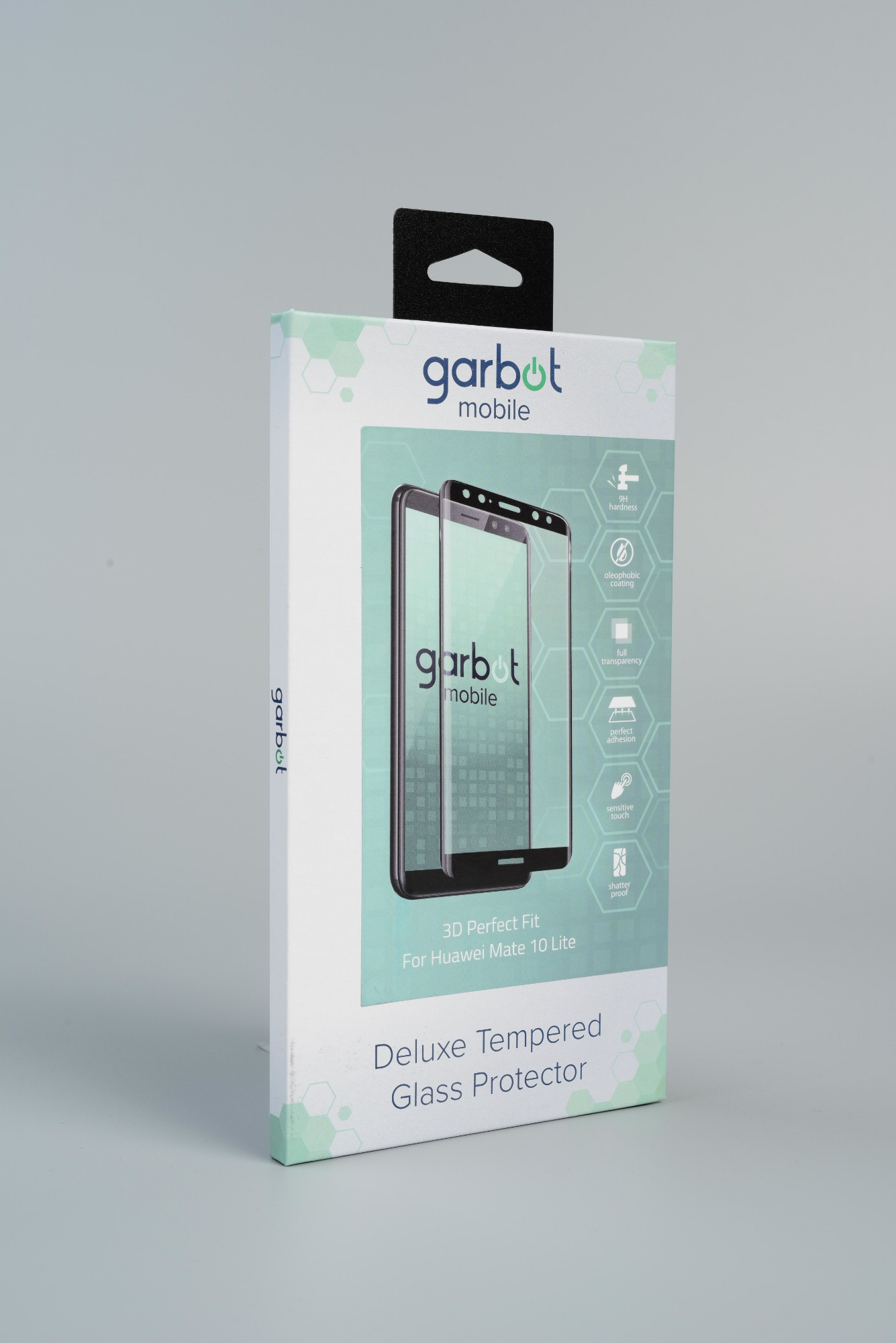 Garbot 9H 3D Screen Protector for Huawei Mate 10 Lite
