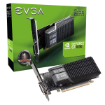 EVGA 02G-P4-6332-KR GeForce GT 1030 2GB GDDR5 graphics card