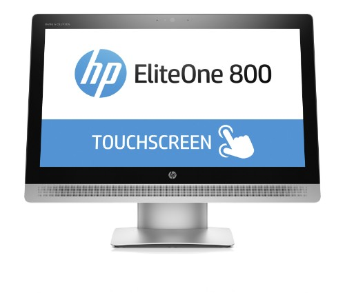 """HP EliteOne 800 G2 3.2GHz i5-6500 23"""" 1920 x 1080pixels Touchscreen Silver All-in-One PC"""