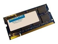 Hypertec 1 GB, DDR, SODIMM, (PC2100) (Legacy) memory module DRAM