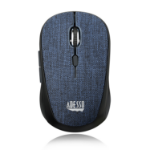 Adesso iMouse S80L mouse Ambidextrous RF Wireless Optical 1600 DPI