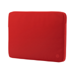 "HP 39.62 cm (15.6"") Spectrum Red Sleeve 15.6"" Notebook sleeve Red"