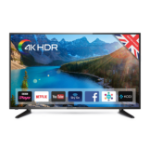 "Cello C50SFS4K LED TV 127 cm (50"") 4K Ultra HD Smart TV Wi-Fi Black"