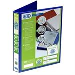 Elba 400008412 ring binder PVC Blue