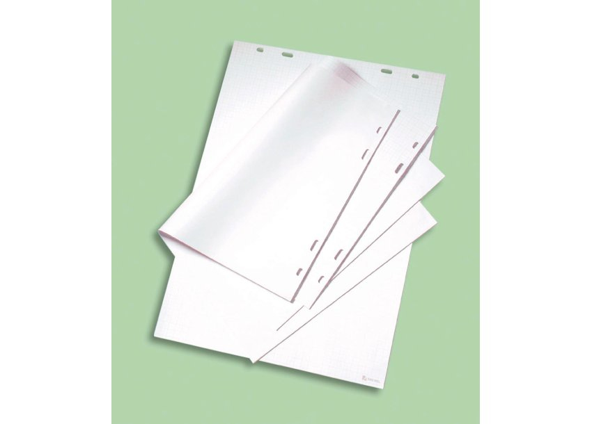 Nobo Barracuda Flipchart Pad 40 sheets (B1)
