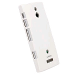 Krusell ColorCover Cover White