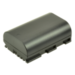 2-Power Digital Camera Battery 7.4V 1400mAh