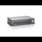LevelOne Fast Ethernet High Power PoE Splitter, 12V DC Output