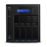 Western Digital My Cloud PR4100 NAS Desktop Ethernet LAN Black N3710