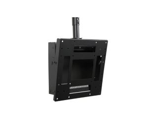 "Peerless DST995 95"" Black flat panel ceiling mount"