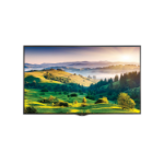 "LG 49XS2B signage display 124.5 cm (49"") Full HD Digital signage flat panel Black"
