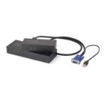 Linksys F1D086Uea AV transmitter & receiver Black