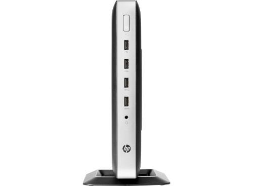 HP t630 2 GHz GX-420GI Silver 1.52 kg
