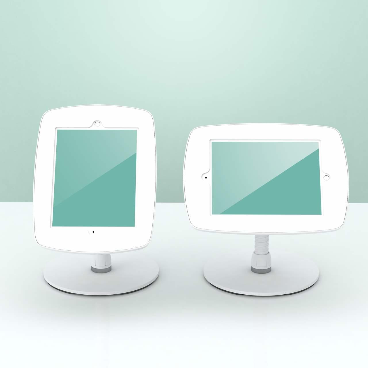 """Bouncepad Counter Flex tablet security enclosure 25.9 cm (10.2"""") White CF-W4-PD7-MX"""