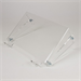 Newstar Acrylic Notebook Raiser tilt: 20 - 40 degrees