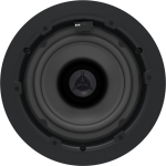 Vision CS-1800P loudspeaker 2-way 60 W Black Wired