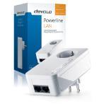 Devolo dLAN® 550 duo+ 500 Mbit/s Ethernet LAN Wit 1 stuk(s)