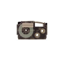 Casio XR-12WES label-making tape