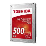 Toshiba P300 500GB 500GB Serial ATA III hard disk drive