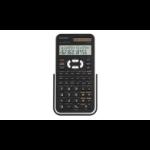 Sharp EL-520XBWH Pocket Scientific calculator Black calculator